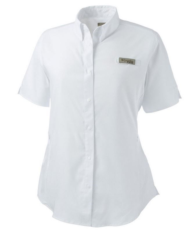 Women's Columbia Fishing Shirt